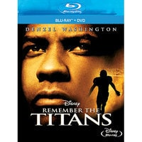 Remember the Titans - 2-Disc Blu-ray and DVD Combo Pack