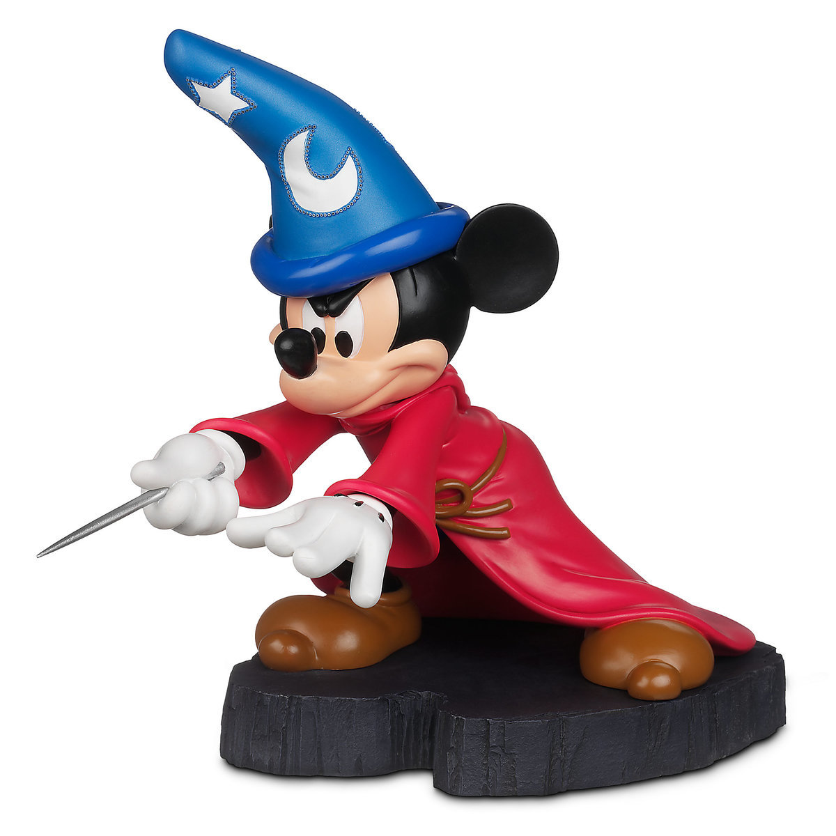 5acf45f08f4895 Sorcerer Mickey Mouse Light-Up Figure