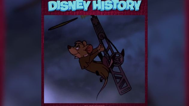 Day in Disney History | The Great Mouse Detective