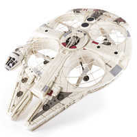 Image of Remote Control Millennium Falcon - Star Wars # 1