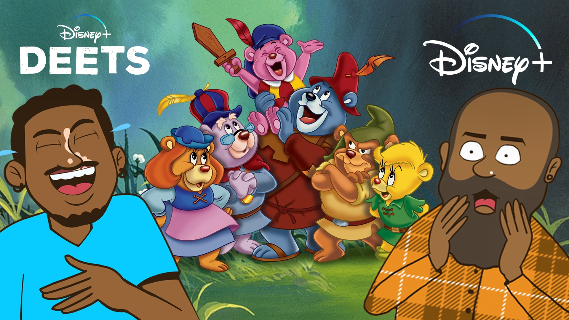Disney's Adventures of the Gummi Bears | All the Facts | Disney+ Deets