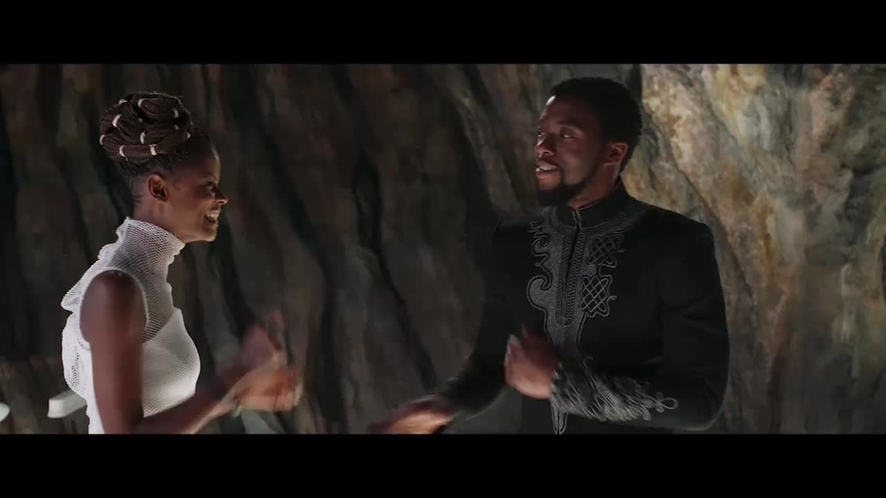 Marvel Studios' Black Panther - Bring it home
