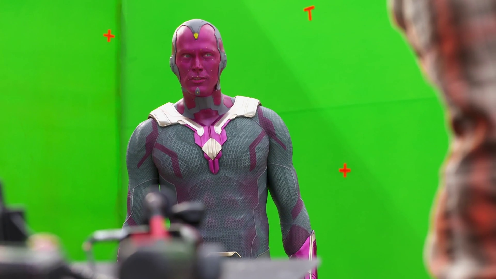 The Concept of Vision - Avengers: Age of Ultron Behind the Scenes