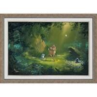 Image of Bambi ''The Beauty of Life'' Giclée by Rob Kaz # 1