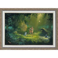 Image of Bambi ''The Beauty of Life'' Giclée by Rob Kaz # 1