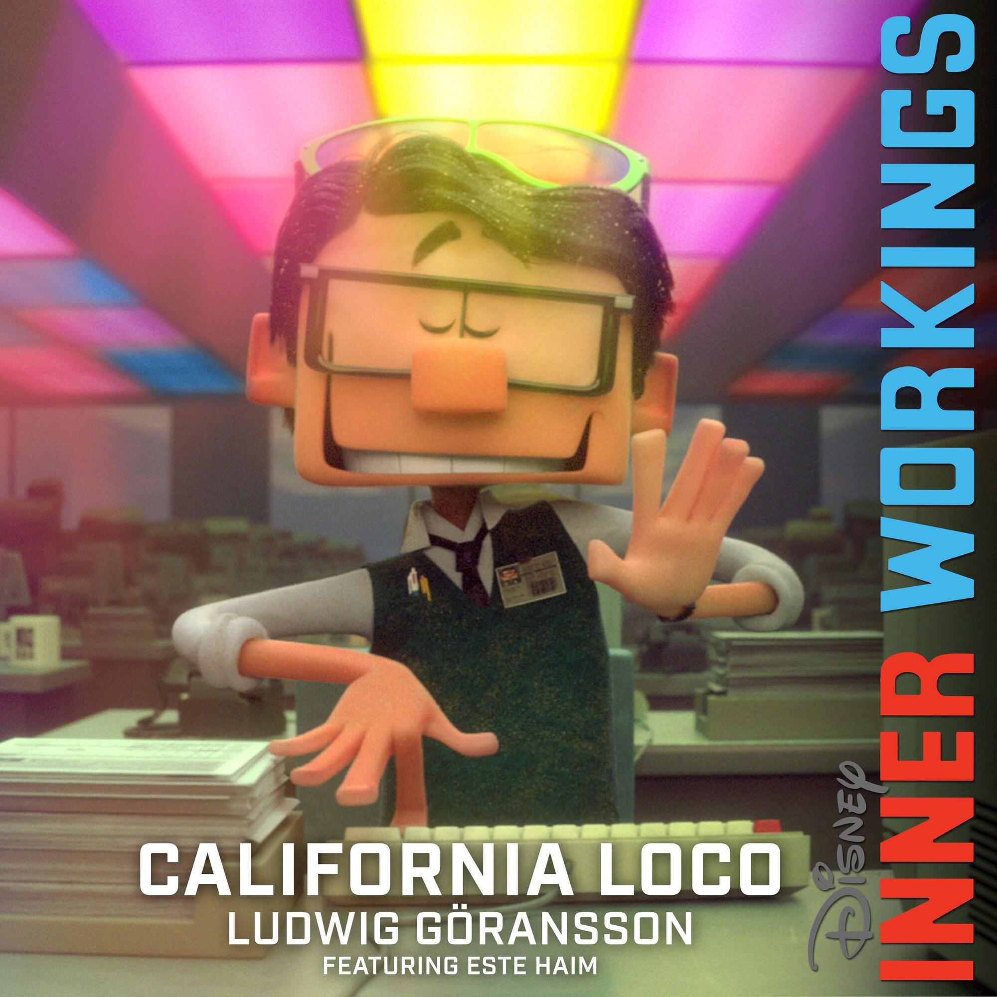 Inner Workings   California Loco
