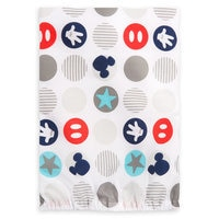 Image of Mickey Mouse Best Buddies Crib Bedding Set # 5