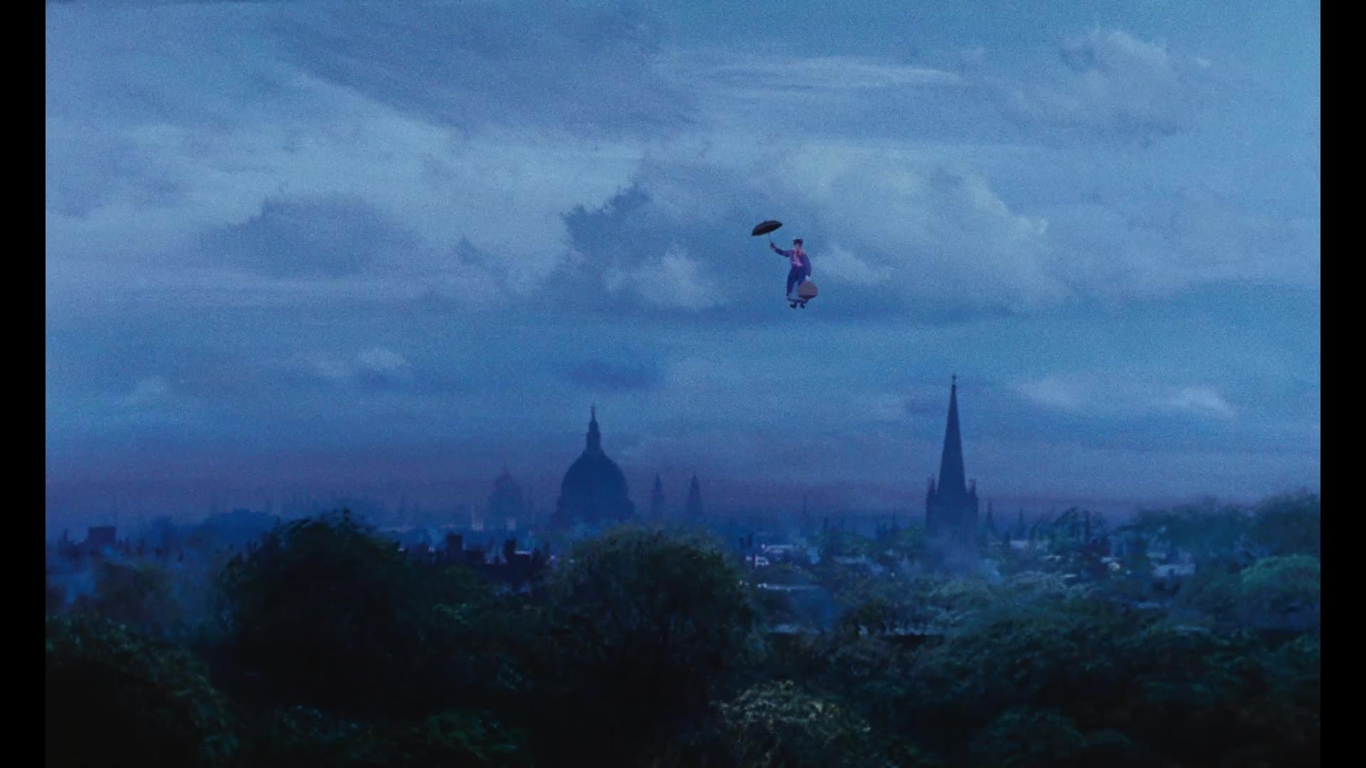 Mary Poppins - Extrait : Mary Poppins arrive !