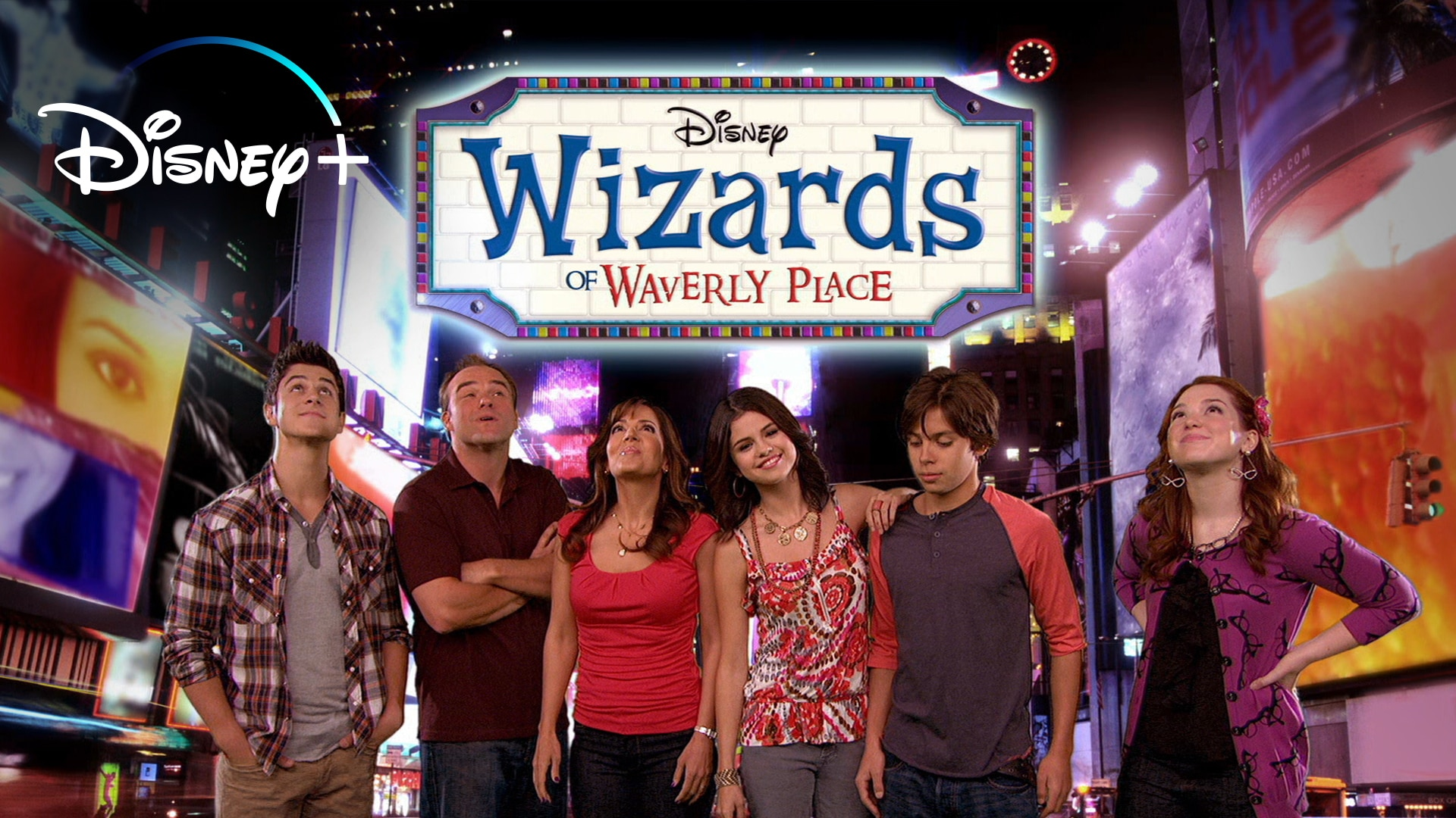 Wizards of Waverly Place - Theme Song | Disney+ Throwbacks | Disney+