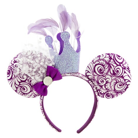 Minnie Mouse Ear Headband - Crown