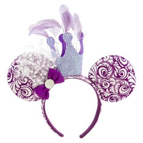 Minnie Mouse Ear Headband - Crown