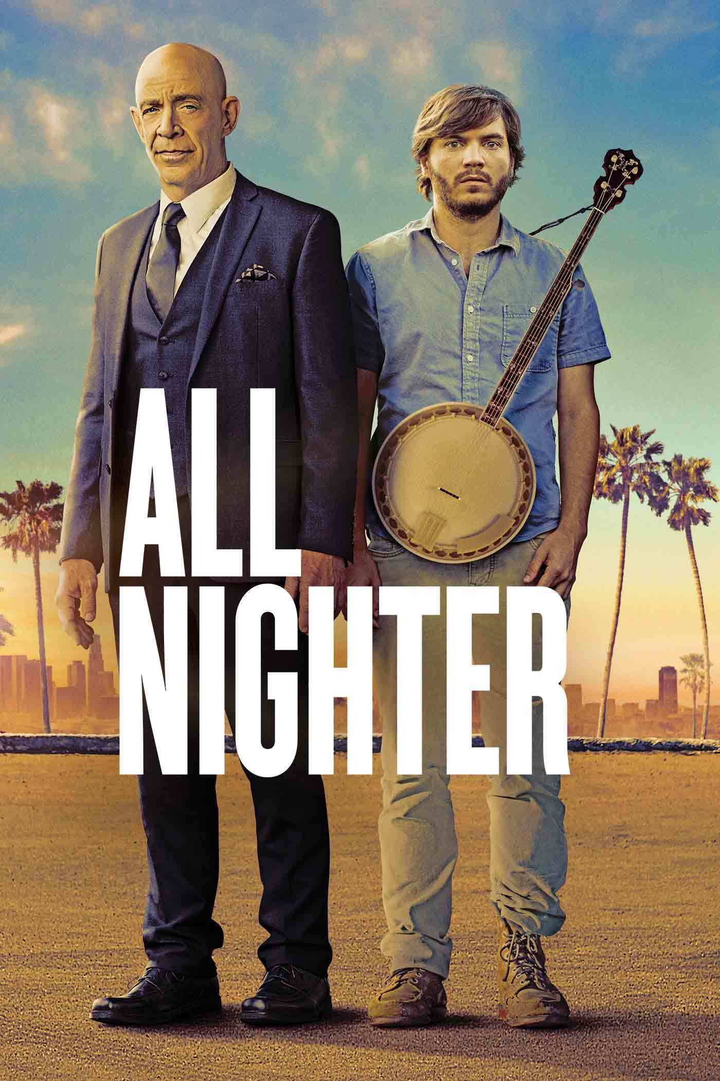 All Nighter movie poster