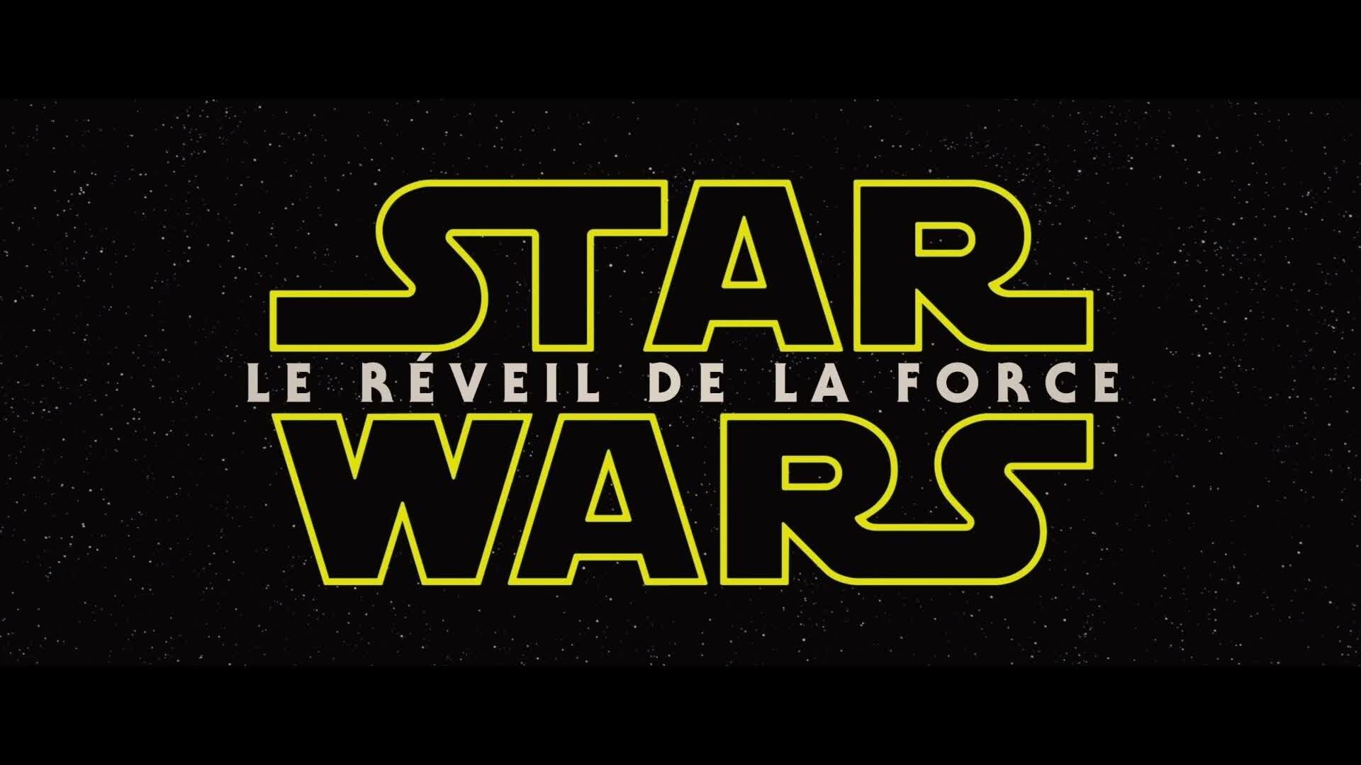 Star Wars : le réveil de la Force – Sortie DVD