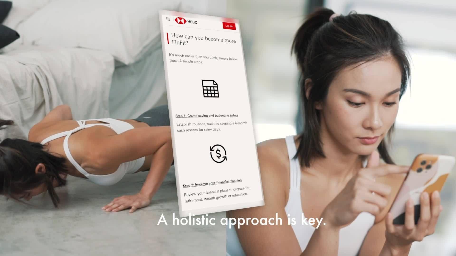 Jamie Pang x Marvel Virtual Run Singapore with HSBC