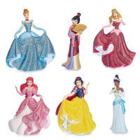 Image of Disney Princess Figure Play Set # 1