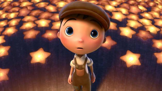 Estrela Cadente - Curtas Pixar