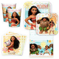 Image of Moana Disney Party Collection # 1