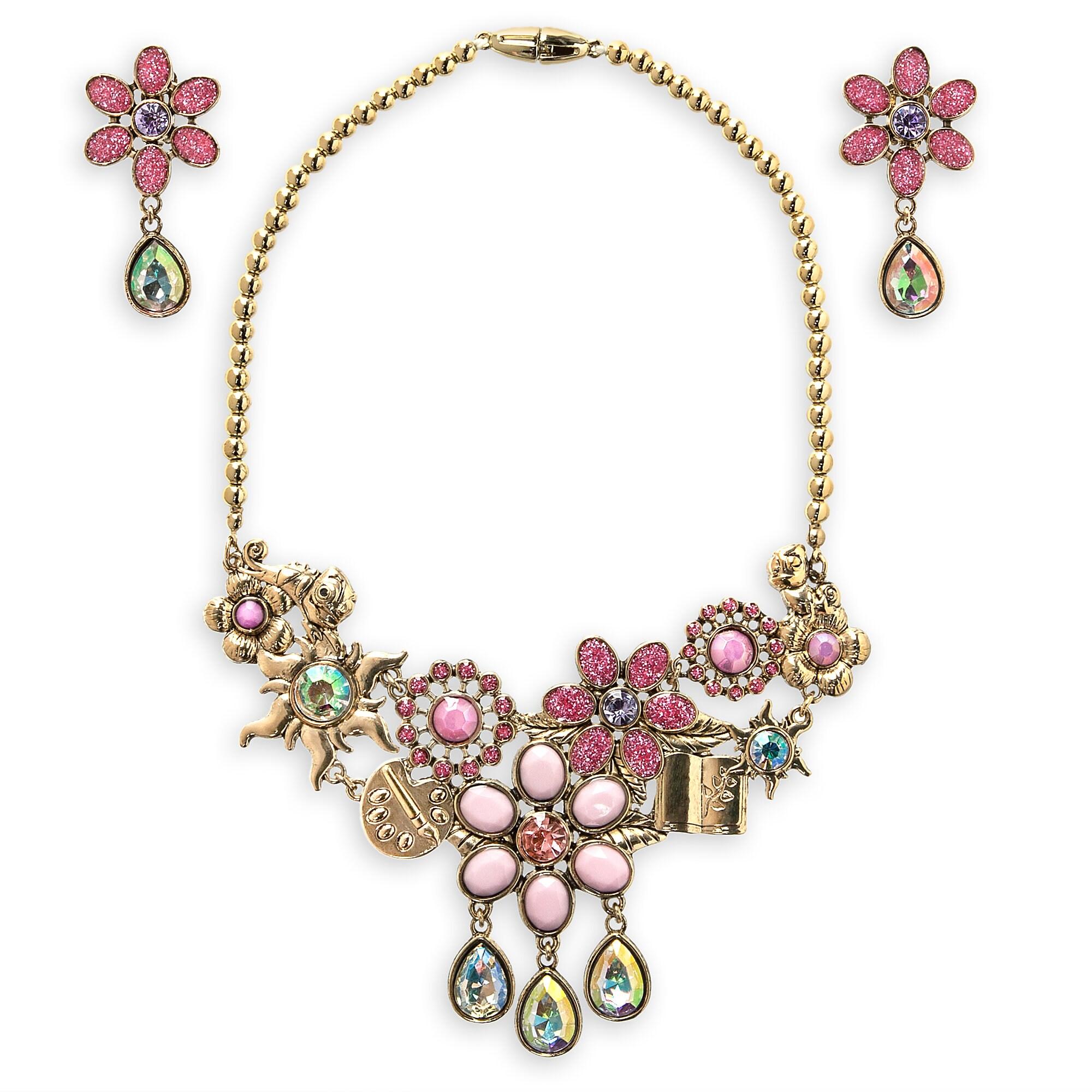Rapunzel Jewelry Set