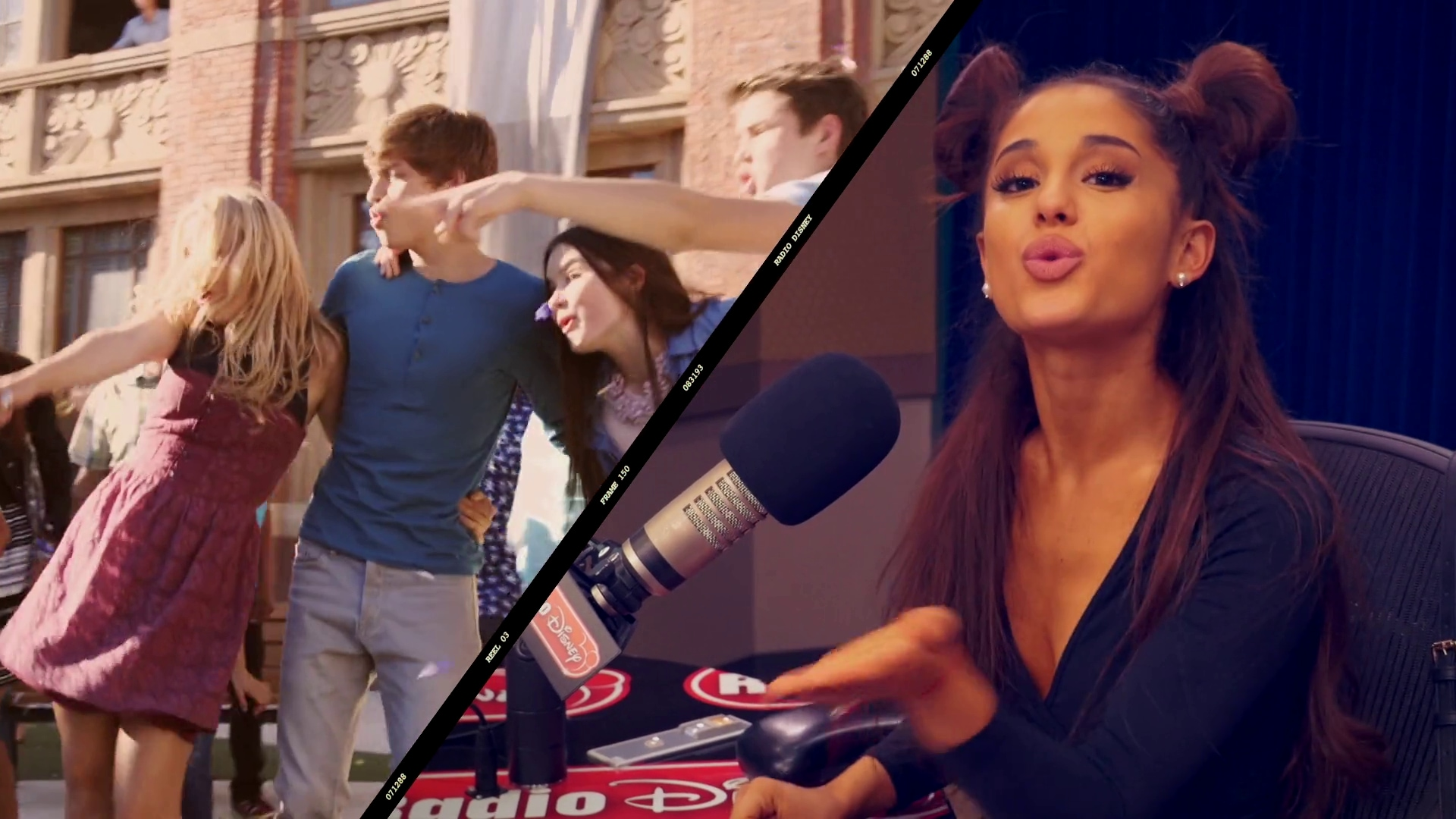 "Ariana Grande and ""Making Today a Perfect Day"" Behind the Scenes 