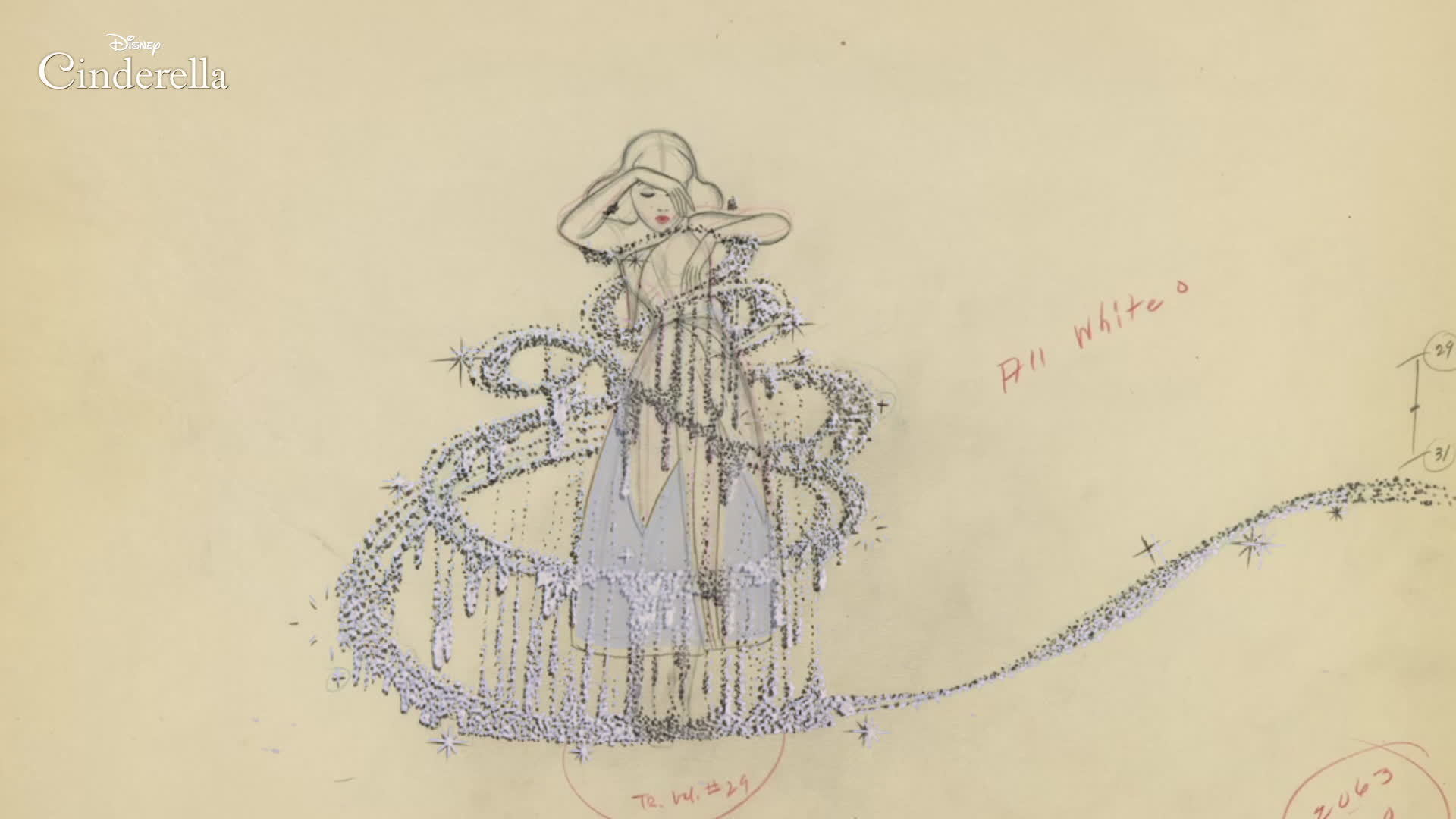 Cinderella Animation: Rough to Final
