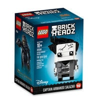 Captain Armando Salazar BrickHeadz Figure by LEGO - Pirates of the Caribbean: Dead Men Tell No Tales