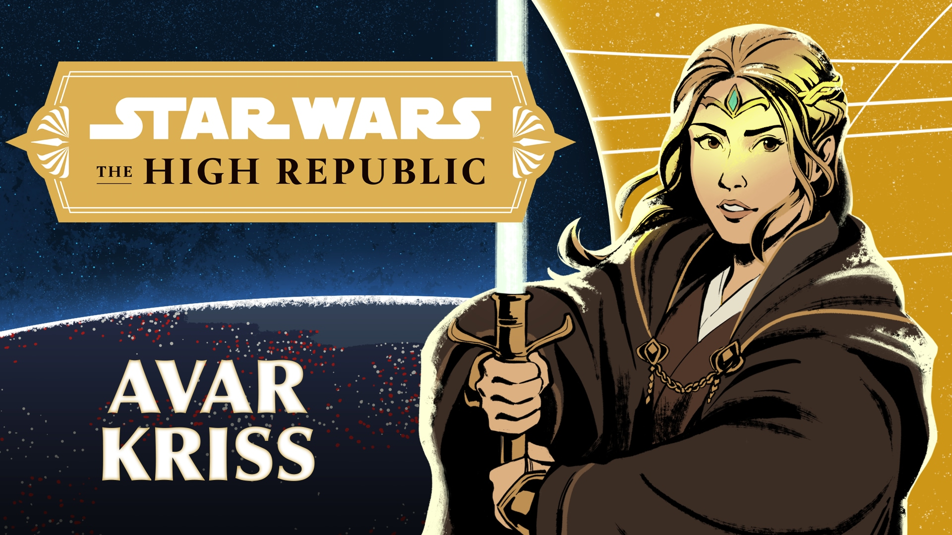 Avar Kriss | Characters of Star Wars: The High Republic