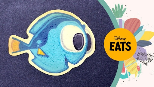 Dancakes, Dory Pancake Art | Disney Eats