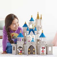 Image of Cinderella Castle Play Set - Walt Disney World # 2