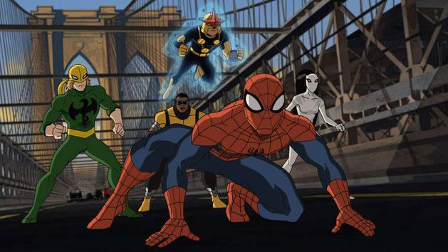 Parte 1 - Ultimate Homem-Aranha