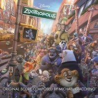 Zootropolis: Soundtrack
