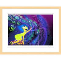 Image of Inside Out ''Joy'' Framed Giclée on Paper by Ralph Eggleston - Limited Edition # 1