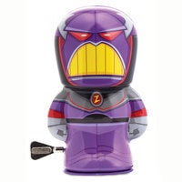 Image of Zurg Wind-Up Toy - 4'' - Toy Story # 1