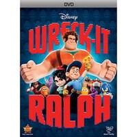 Wreck-It Ralph DVD