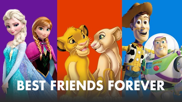 Best Friends Forever Supercut