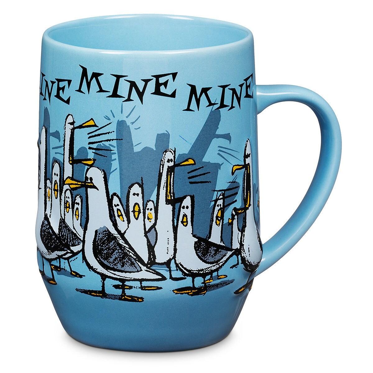 finding nemo seagulls mug shopdisney