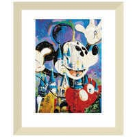 Image of ''Mickey and Castle'' Giclée by Randy Noble # 4
