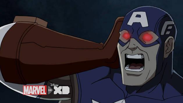 Avengers Assemble - Hjärntransplantation