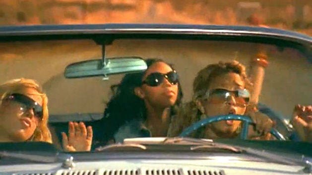 Route 66 - The Cheetah Girls