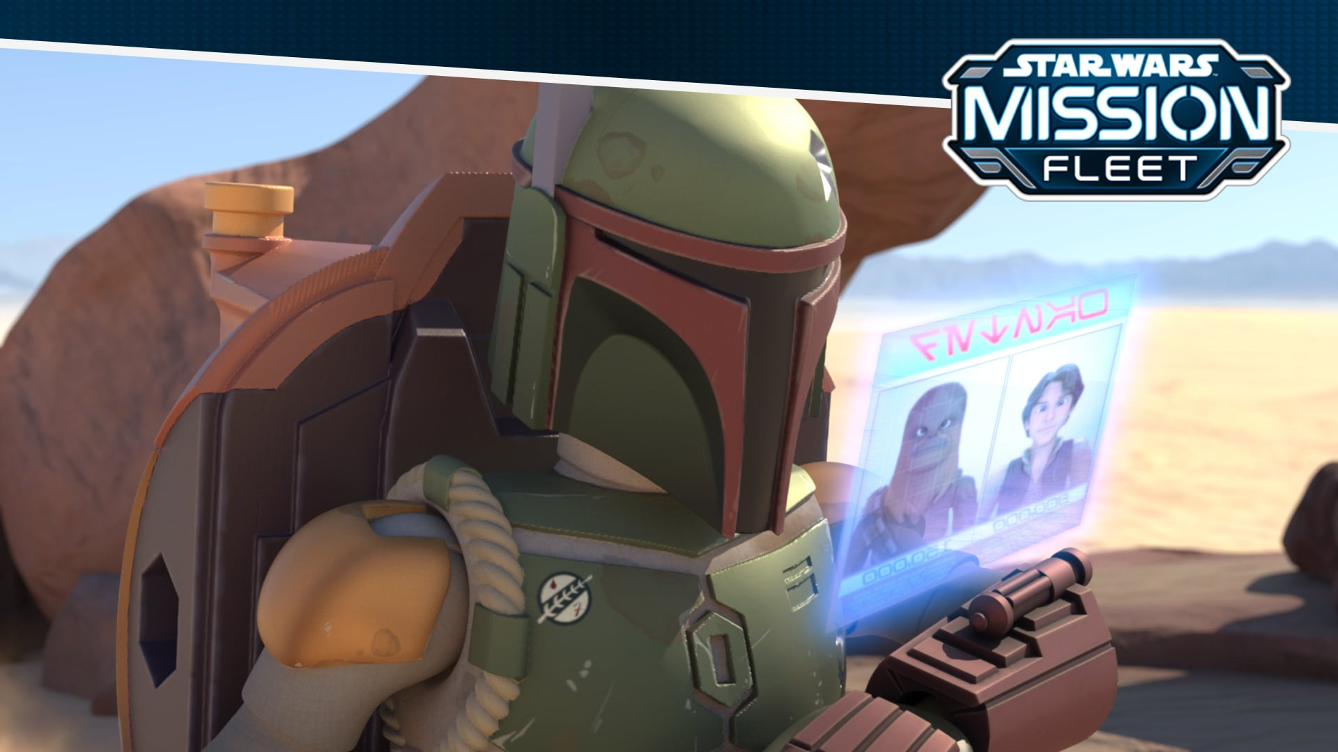 It's Not Wise to Let Your Guard Down | Hasbro Star Wars Mission Fleet Short