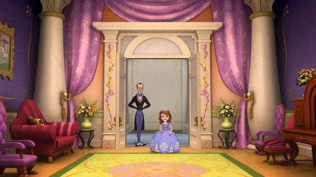 Sofia The First Once Upon A Princess Disney Movies