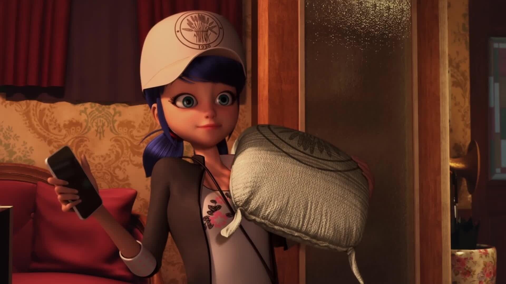 Miraculous - Geschichten von Ladybug und Cat Noir - Bakerix