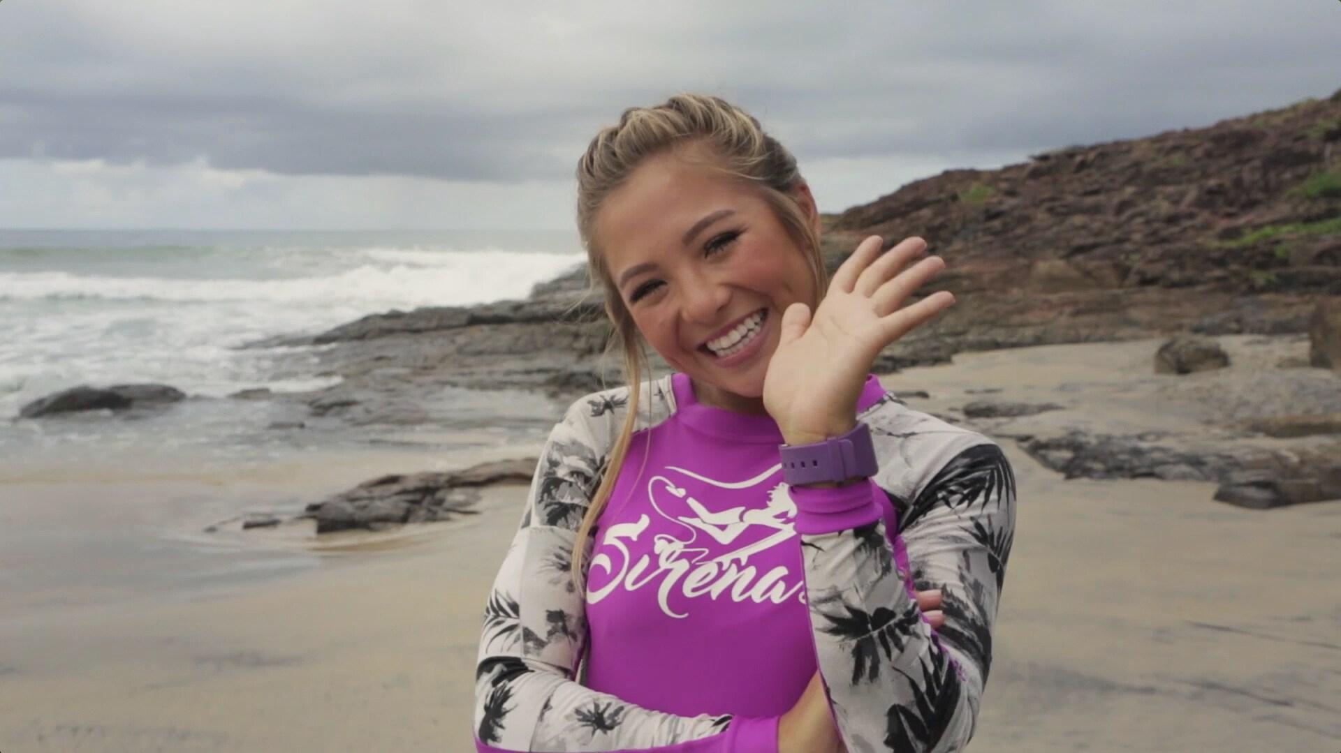 Consejos de surf con Larissa Murai - Juacas