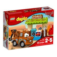 Mater's Shed LEGO Duplo Playset - Cars 3