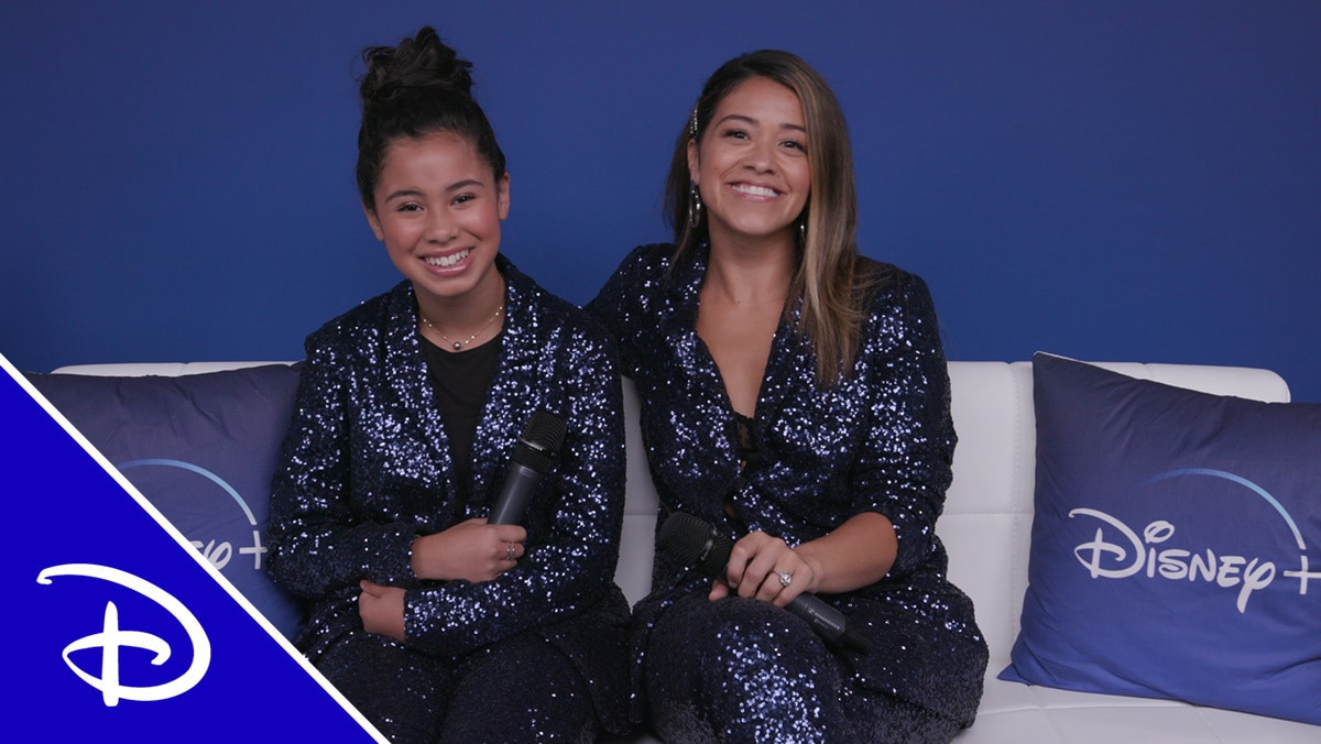 The Cast of Diary of a Female President at D23 EXPO | Disney