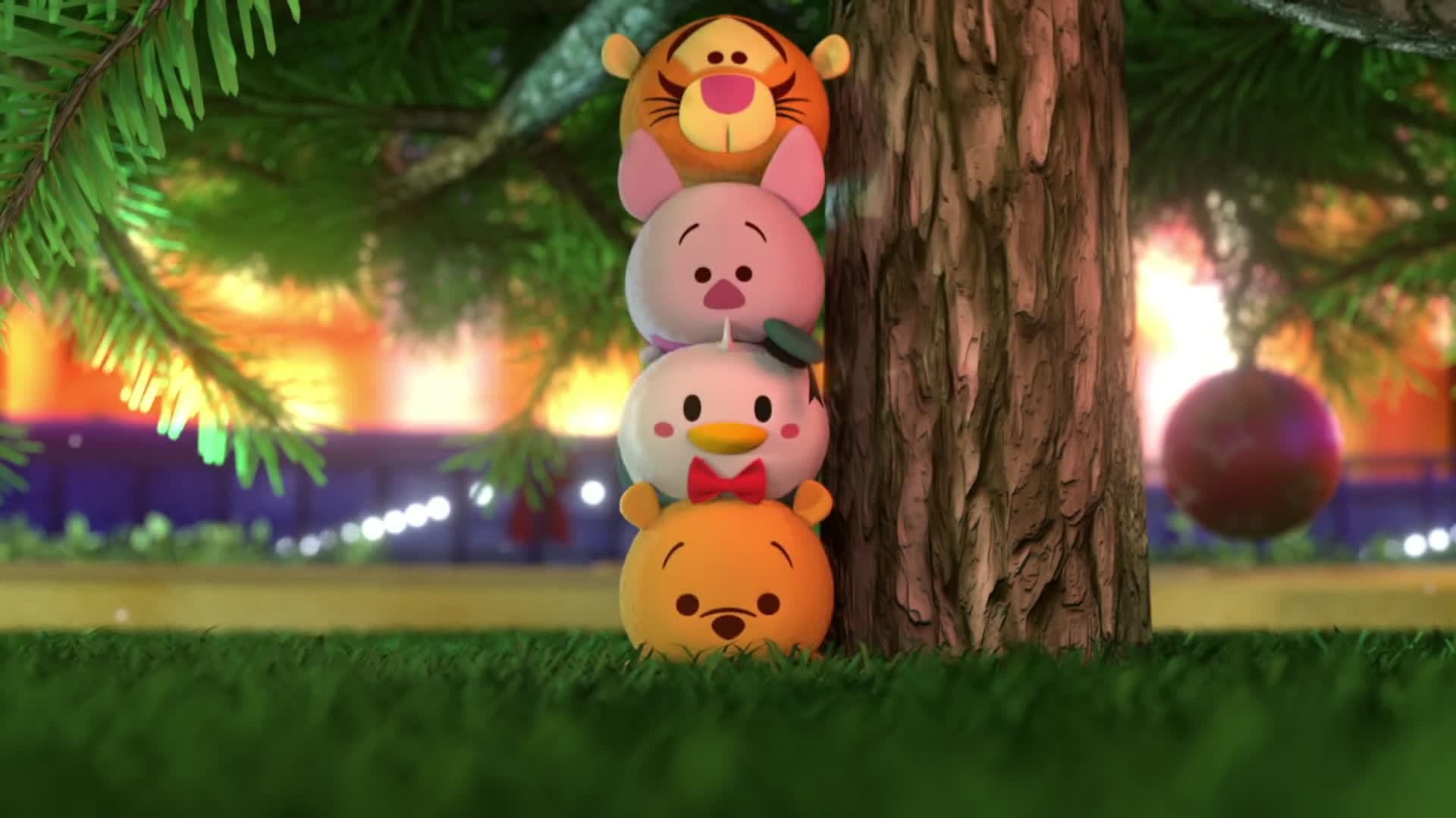 Tsum Tsum Shorts Season 1 Compilation