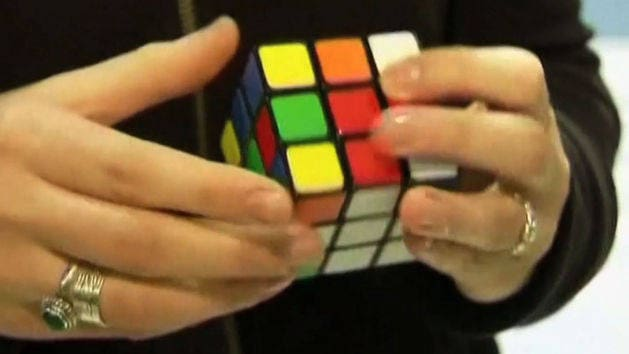 World Rubik's Cube Chamionship