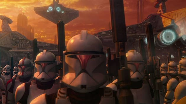 Star Wars - På vei til klonekrigen