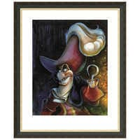 Image of ''Captain Hook'' Giclée by Darren Wilson # 3