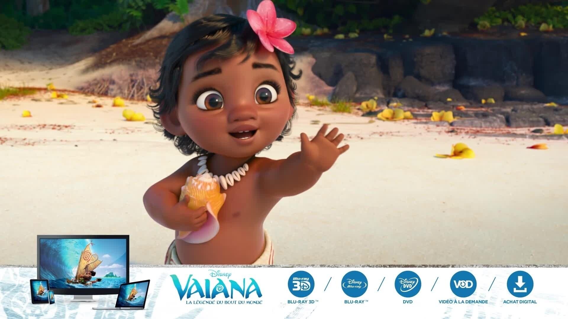 Vaiana, la légende du bout du monde - Avec vous partout