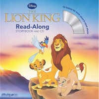 Image of Lion King Read-Along Storybook and CD # 1
